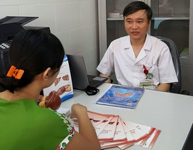 80% bệnh nhân ung thư gan có viêm gan vi rút