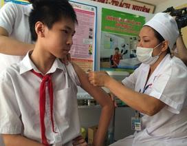 Sẽ thay thế vắc xin bại liệt uống thành tiêm