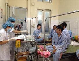 Hà Nội: Nằm ghép vì tăng mạnh bệnh nhân sốt xuất huyết
