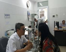 Vụ BV Mắt Trung ương thiếu vật tư: Cam kết thực hiện mổ phiên cho bệnh nhân