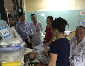 Bộ Y tế kiểm tra đột xuất phòng dịch vụ mọc rêu xanh ở Bạch Mai