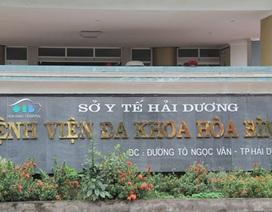 Hải Dương: Sản phụ tử vong sau 3 tiếng nhập viện chờ sinh