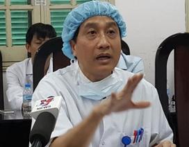 Phó giám đốc bệnh viện Việt Đức từ chối điều động sang làm lãnh đạo viện khác