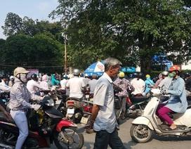 """Bệnh viện Bạch Mai: """"Trông giữ hàng nghìn lượt gửi xe là vượt ngoài khả năng của chúng tôi"""""""