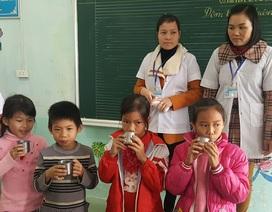 Hơn 700.000 học sinh tiểu học được tẩy giun