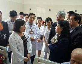 Bộ Y tế lập danh sách bác sĩ nhũng nhiễu ở viện K