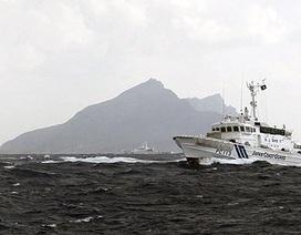 Trung-Nhật đàm phán tránh đụng độ trên biển