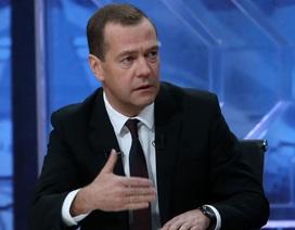 Thủ tướng Medvedev: Nga đủ lý do để tuyên chiến với Thổ Nhĩ Kỳ nhưng kiềm chế