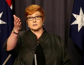 Úc tuyên bố tiếp tục tuần tra Biển Đông bất chấp cảnh báo của Trung Quốc