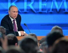 Putin: Tên lửa Nga có thể tấn công bất cứ mục tiêu nào