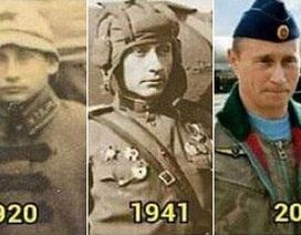 Xuất hiện 2 bức ảnh cách đây 100 năm giống Putin như đúc