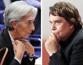Tổng giám đốc IMF Lagarde lại sắp phải hầu tòa
