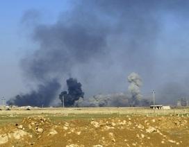 IS mở đợt tấn công lớn nhất 7 tháng ở Iraq