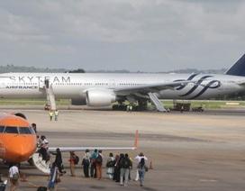 Bom gài trên máy bay Air France chỉ là giả