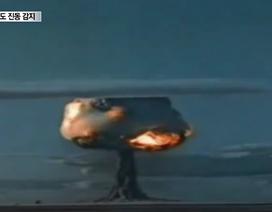 """Truyền hình Hàn Quốc """"phát nhầm"""" video thử bom nhiệt hạch của Liên Xô"""