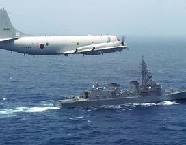 Nhật Bản sẽ điều máy bay tuần tra Biển Đông