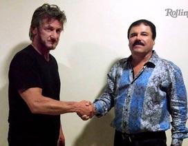Ly kỳ cuộc gặp bí mật giữa trùm ma túy Mexico và tài tử Hollywood