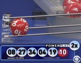 Powerball công bố kết quả quay số độc đắc 1,5 tỷ USD