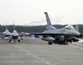 Không quân Mỹ và các đồng minh châu Á sắp tập trận lớn nhất từ trước tới nay