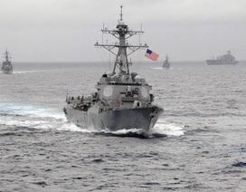 Đô đốc Mỹ: Sắp có thêm nhiều đợt tuần tra ở Biển Đông