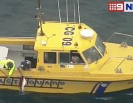 Máy bay rơi ở vùng biển Úc, ít nhất 5 người thiệt mạng