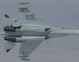 Chiến đấu cơ Nga chặn máy bay do thám Mỹ ở Biển Đen