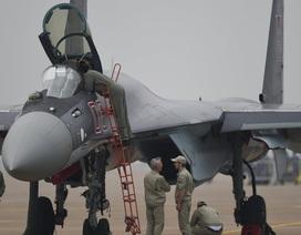 Vì sao Trung Quốc muốn tậu máy bay chiến đấu Su-35 của Nga?