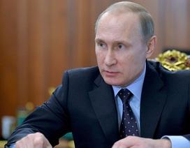 Ông Putin đã tiên liệu được tình hình thế giới