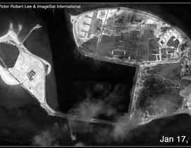 Trung Quốc bồi đắp trái phép thêm 2 vị trí mới ở Hoàng Sa