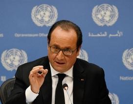 Tổng thống Pháp cảnh báo nguy cơ chiến tranh Nga - Thổ Nhĩ Kỳ