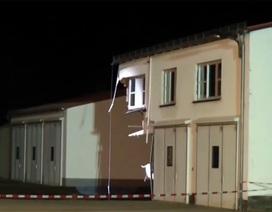 Hố tử thần sâu 50m nuốt chửng tòa nhà ở Đức