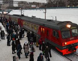 Hy hữu đường sắt Nga đổi giờ tàu chỉ để phục vụ một nữ sinh