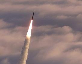 Mỹ tăng cường thử tên lửa đạn đạo giữa lúc căng thẳng với Nga và Triều Tiên