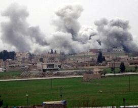 Nga cáo buộc Thổ Nhĩ Kỳ vi phạm lệnh ngừng bắn ở Syria