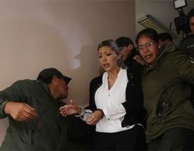 Người tình cũ của Tổng thống Bolivia bị bắt vì rửa tiền
