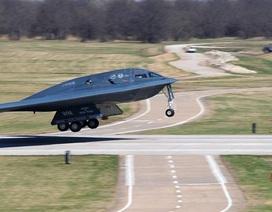 Mỹ điều 3 máy bay ném bom tàng hình B-2 đến châu Á