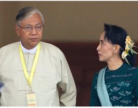 Tổng thống đắc cử Htin Kyaw: Từ người vô danh đến nguyên thủ Myanmar
