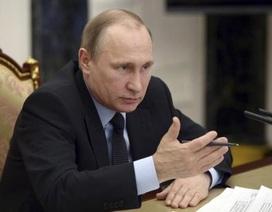 Putin: Nga có thể tái triển khai lực lượng ở Syria trong vài giờ