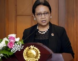 Indonesia phản đối tàu hải cảnh Trung Quốc xâm phạm chủ quyền