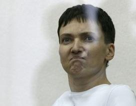 Nga luận tội nữ phi công Ukraine