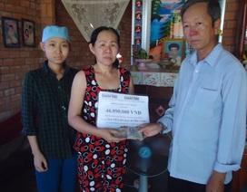 Gần 47 triệu đồng đến với cô sinh viên Nguyễn Hà Bạch Phượng