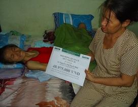 Gần 49 triệu đồng đến với nữ sinh mắc bệnh Wilson