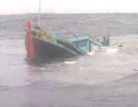 Tàu nước ngoài đâm chìm tàu cá Việt Nam, bỏ mặc 7 ngư dân rơi xuống biển