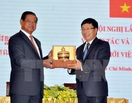 Việt Nam - Campuchia hợp tác chặt chẽ để đảm bảo an ninh biên giới