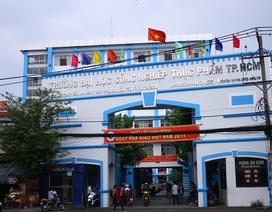 Hiệu trưởng ĐH Công nghiệp thực phẩm TPHCM khai gian thành tích