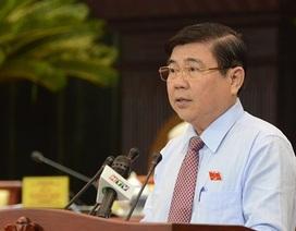 Ông Nguyễn Thành Phong được giới thiệu bầu làm Chủ tịch TPHCM