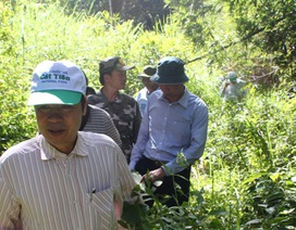 Lãnh đạo Vườn quốc gia Cát Tiên ủng hộ việc mở đường xuyên rừng