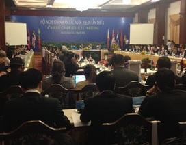 Hợp tác để phát triển nền tư pháp khu vực ASEAN