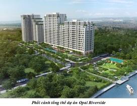 Hơn 1.000 khách hàng tham quan căn hộ mẫu dự án Opal Riverside
