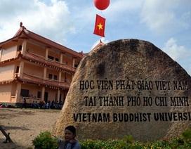 Khánh thành Học viện Phật giáo Việt Nam tại TPHCM